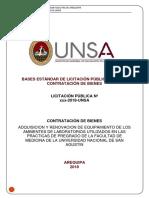 1.Bases Estandar LP Bienes_2018 V2 - Medicina
