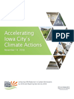 Iowa City's plan to act on climate crisis
