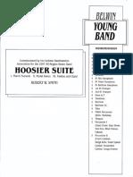 Hoosier Suite .- Robert W Smith