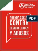 Agenda Social Contra Desigualdades y Abusos