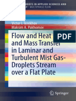 Flow Heat And Mass Transfer