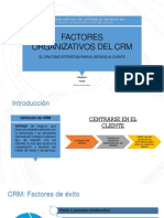Factores Organizativos Del Crm
