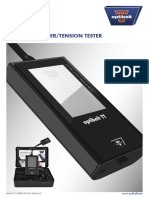 Optibelt Tt - Frequency Tension Tester