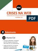 crise na web