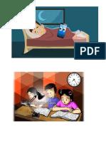 media pembelajaran untuk kegiatan malam hari