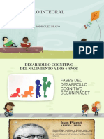 Desarrollo Cognitivo Segun Piaget