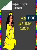 Beautiful Queen Esther Portuguese