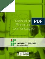 IFSC Manual Planos Comunicacao Maio 2016