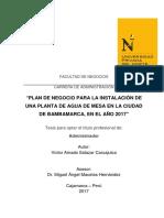 Salazar Caruajulca Víctor Amado