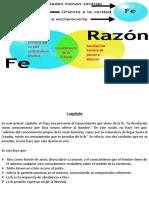 Expocicion Fe y Razon