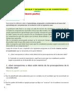 MODULO 2  APRENDIZAJE Y DESARROLLO DE COMPETENCIAS