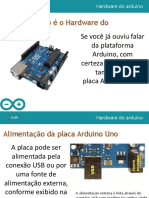 Aula 1 - Hardware Do Arduino