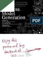 Business Model Generation Osterwalder