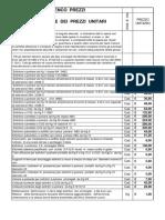 Tariffa / Prezzi / modelli estintori