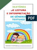 Apostila Gêneros Textuais Formatada