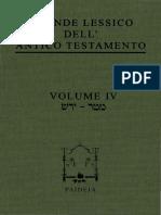 Grande Lessico Dell'Antico Testamento (Jarash-matar) ( PDFDrive.com )