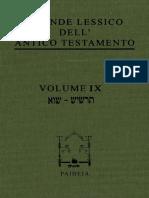 Grande Lessico Dell'Antico Testamento (Saw-tarshish) ( PDFDrive.com )
