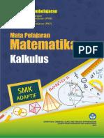 SMK Matematika Paket 11 Kalkulus PKB2019 DIKMEN