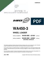 Manual de Taller WA450-3MC