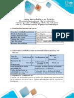 Guía de Actividades y Rúbrica de Evaluación - Fase 5 – Construir Manual de Protección Radiológica
