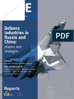Report 38 Defence Industries in Russia and China