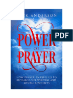 Power of Praying Zack Anderson
