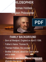 Thomas Hobbes Philosophy Social Contract Theory