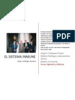 Clase 7. Introducción a La Inmunología. JHVP. 2017.1