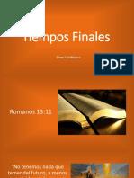Presentacion Eventos Finales