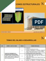 Clase Idealizacion de Estructuras