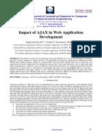 26_PAPER ID _0O26 Impact of AJAX in Web Application Development