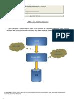 Exercicio de Java 10 - JDBC