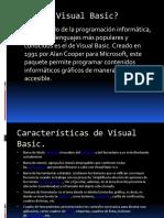 Qué Es Visual Basic