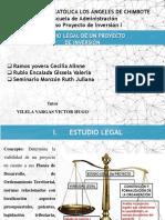 Diapositivias Actividad 10 Estudio Legal de Un Proyecto