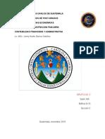 Ensayo -Análisis Constructora, Calidad y Servicio, S. a.- Unificado 13.11.19