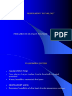 Pathology of the Respiratory System