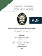 247242650-Perhitungan-Efisiensi-PLTA-Jelok.docx