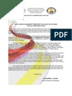 Accomplishment Report - Copy
