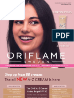 Oriflame flyer