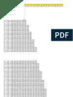Tabla Bessel Definitiva