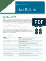Bonding (Optibond XTR)