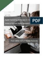 Landscape of Digital Marketers in Vietnam2