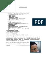 Historia Clinica- Max Arias Hfc