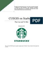 CUEGIS Starbucks.docx