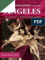 El Contacto Angélico Los Ángeles en La Vida Cotidiana Prepararnos Para El Ángel Un Ambiente Adecuado El Habla de Los Ángeles Los Mensajes Angélicos