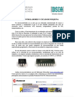 Ciclos de Máquina de Microcontroladores