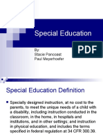 717 Special Education Slide Show