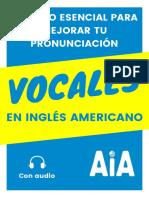 Vocales en inglés
