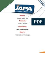 TArea VI Historia de La Sicologia RUBIELY