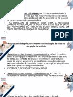 Civil Obrigações 30-08